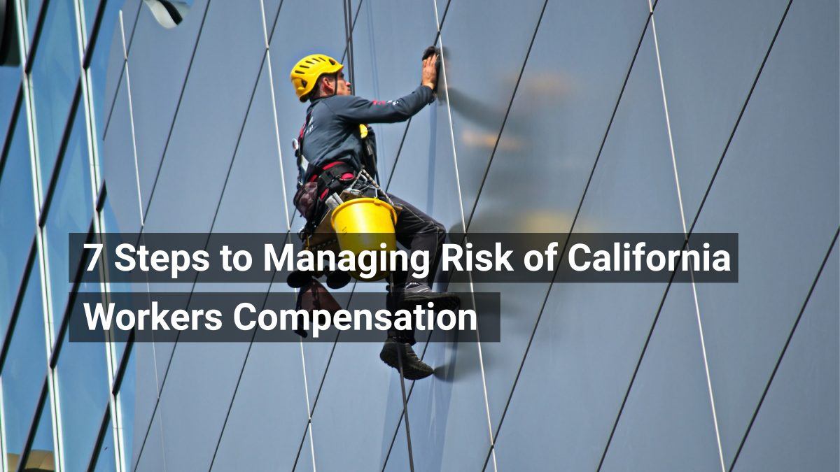 Workers' Compensation Insurance California